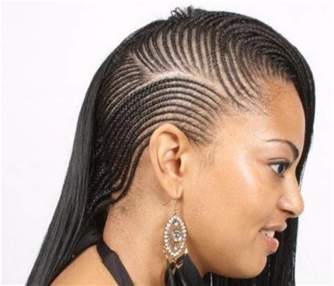 Hairstyles In Kenya by Top 10 Trending Hairstyles In Cus Kenyayote