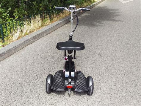 elektro scooter dreirad runner ww escooter shop