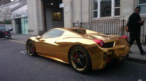 expensive cars gold gold cars 2015 luxury things