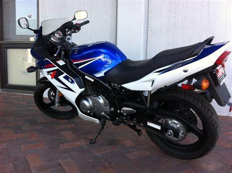 Suzuki Gs500 2008 Buy 2008 Suzuki Gs 500 Gs500 500f 500 Sportbike On 2040motos