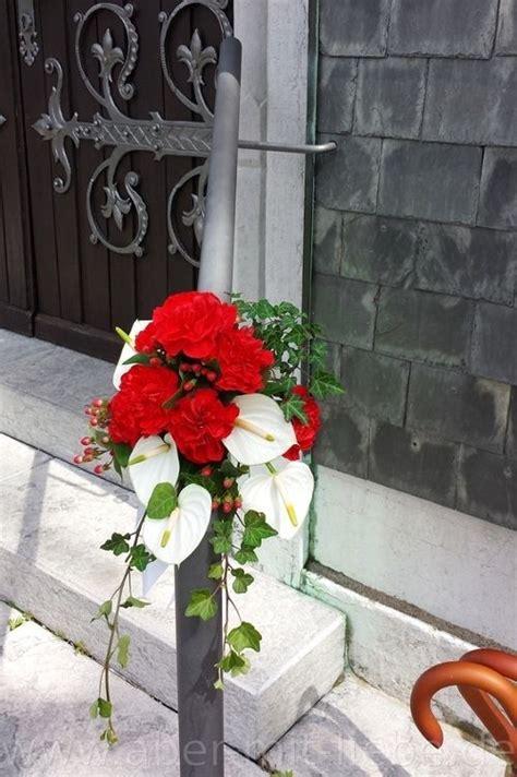 Hochzeitsdeko Rot Weiß by Die 15 Besten Bilder Zu Hochzeitsfloristik Auf