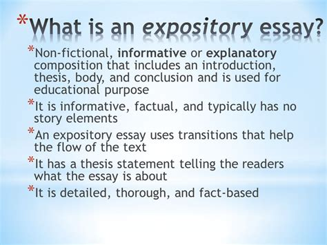 What Is An Expository Essay by Types Of Writing Expository Vs Narrative Vs Argumentative Ppt