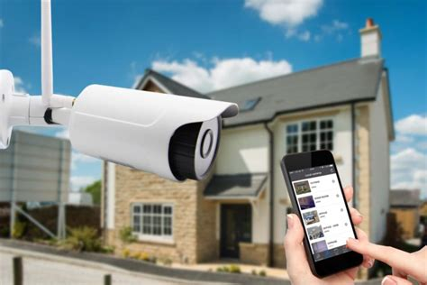 benefits of a home surveillance system from the