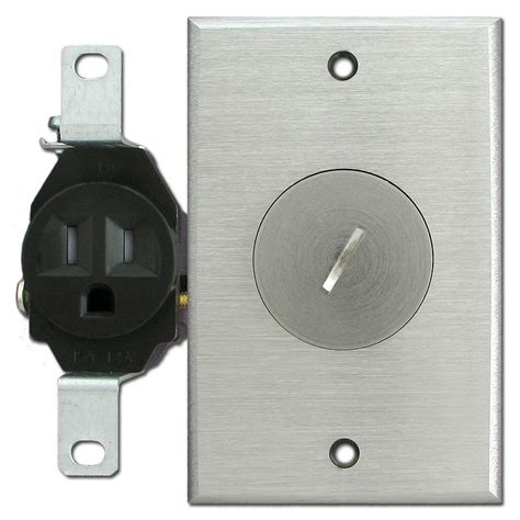 brushed nickel light switch covers electrical outlet covers coverplug paintable electrical
