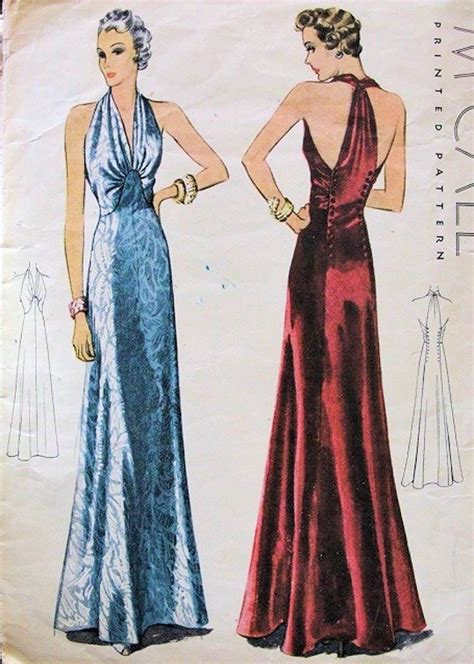 1000 images about 1930s evening wear on
