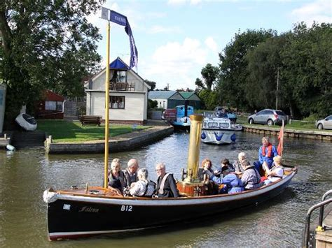 steam boat norfolk broads classic boat engines picture of the museum of the broads