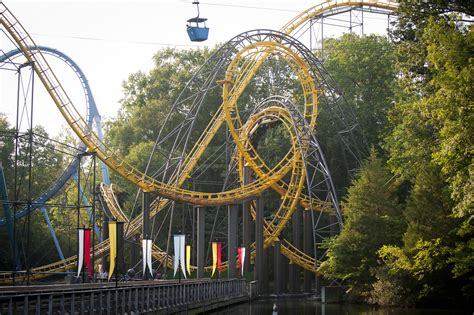 theme parks in us best amusement parks in america for roller coaster and