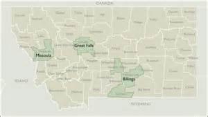 Montana Zip Code Map by Metro Area Zip Code Maps Of Montana