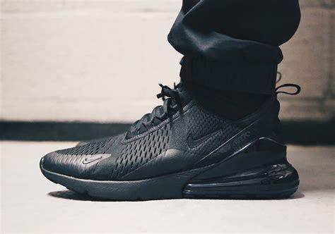 Nike Air 270 nike air max 270 black ah8050 005 sneakernews