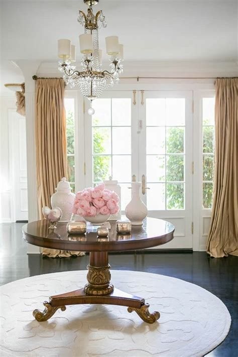 teppich flur rund teppich rund 40 innendesigns mit rundem teppich die