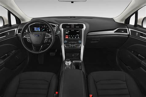 ford fusion 2017 interior 2017 ford fusion hybrid cockpit interior photo