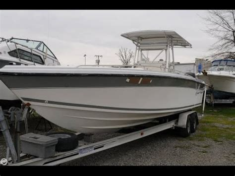 cigarette open fisherman boats for sale unavailable used 1989 baja 280 sport fish in richmond