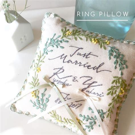 best 25 ring pillow wedding ideas on ring