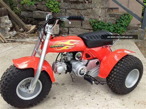 Honda Atc 70 by 1973 Honda Atc 70