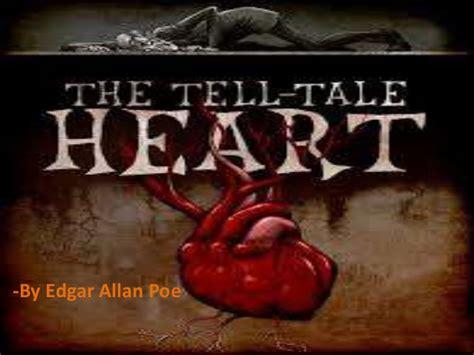 edgar allan poe biography the tell tale heart tell tale heart