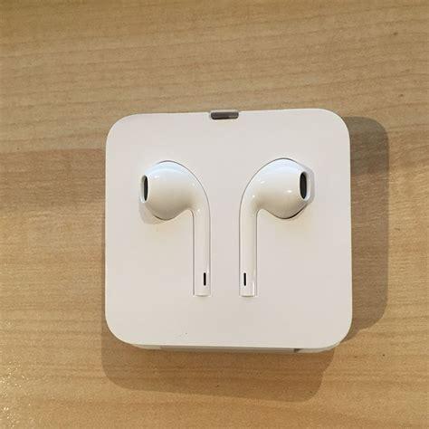 genuine apple iphone 7 7 plus lightning earpods headphones earphones ebay