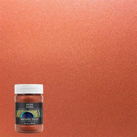 wandfarbe metallic kupfer modern masters 1 gal metal effects oxidizing copper paint