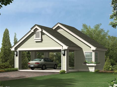 House Plans With Carports by Gilana Carport With Storage Plan 009d 6004 House Plans