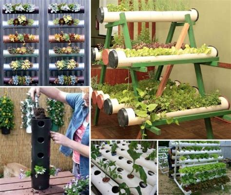 DIY PVC Gardening Ideas and Projects   BeesDIY.com