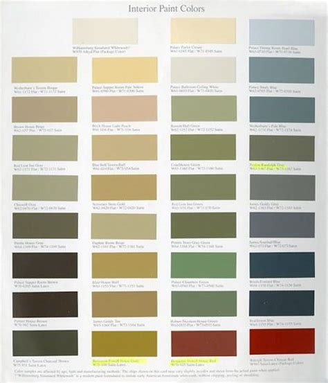 williamsburg paint colors williamsburg paint colors martin senour paints