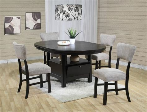 Kitchen Tables With Storage Dining Room Tables With Storage Marceladick