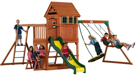 best rated swing sets best backyard swing sets swing set resource