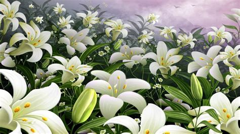 father julian s blog the easter lily