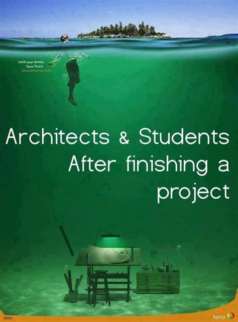 architects students  finishing  project arch
