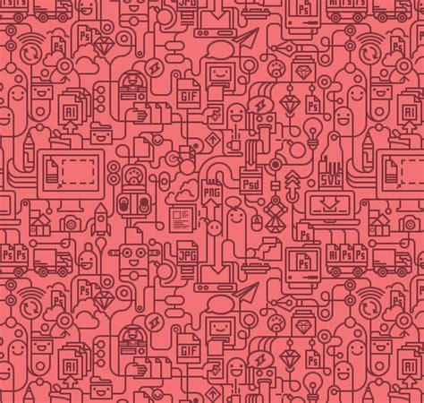 free vector pattern design download pattern design 35 seamless free vector patterns
