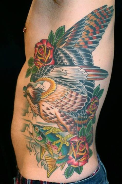osprey tattoo designs 9 best osprey tattoos images on