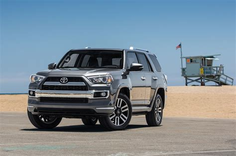 toyota 4runner 2015 toyota 4runner limited 4x4 review first test