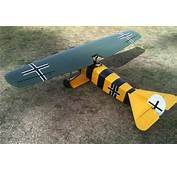 Fokker D VIII CY Model ROI Import