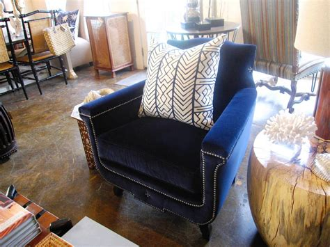 dark blue armchair blue velvet chair velvet living room chairs shop the best