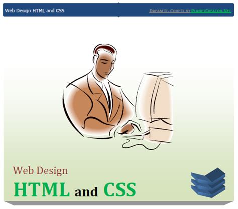 web design html and css it web crazy boy web design html and css