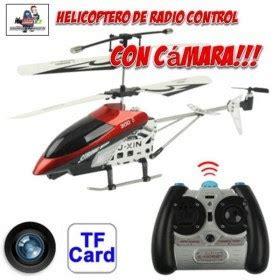 helicopteros radiocontrol con camara regalos y gadgets originales y baratos julio 2013