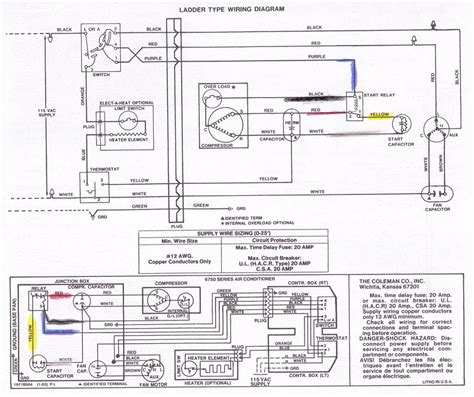 coleman rv air conditioner wiring diagram wiring diagram for coleman rv air conditioner wiring diagram