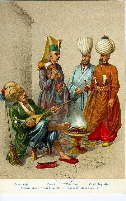 Ottoman Janissaries Janissaries Ottoman Orientalism