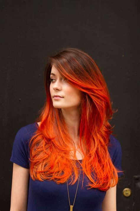 pictures of diangle bob with ombre color 17 best images about ombre haircolor on pinterest her