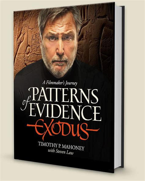 pattern of evidence book patterns of evidence the exodus hard cover book