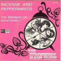 1000 images about the strawberry alarm clock on alarm clock incense and strawberries
