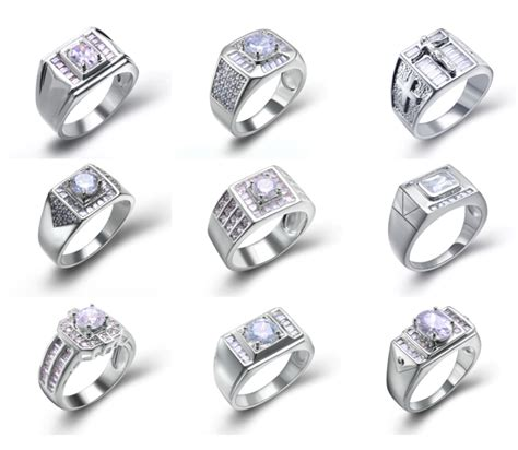 Silver Rings Designs For by Silver Ring Designs Www Pixshark Images