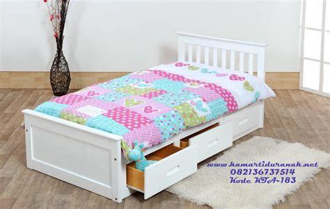 Harga Tempat Tidur Bed model tempat tidur single bed with drawer 2017 desain