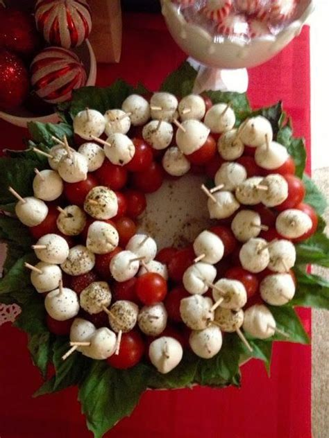 christmas appetizer christmas pinterest