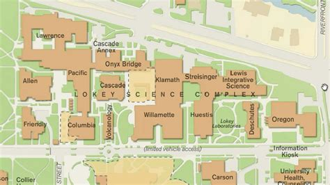 uoregon map gas leak reported on uo cus kval