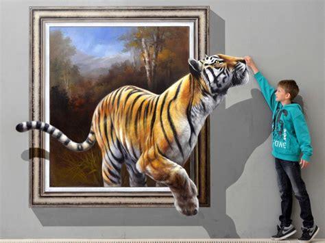 3d paintings 3d art abc news australian broadcasting corporation