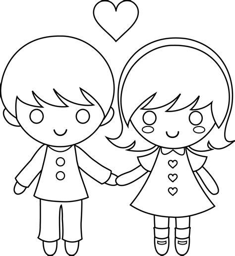 coloring pages for boy and girl coloring pages cool colouring pages enchanting coloring