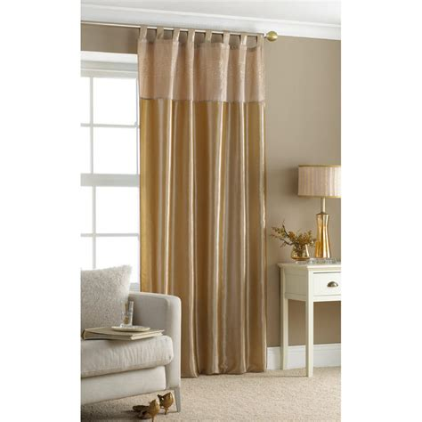 sequin curtain panel embroidered taffeta window curtain panel gold sequins 145