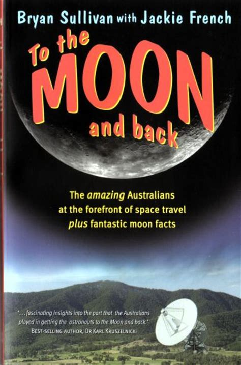 backside of the moon books to the moon and back book