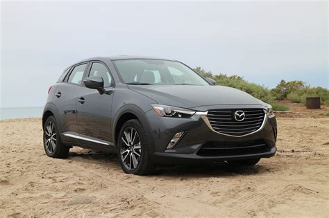 mazda 3 ca 2016 mazda cx 3 first drive of 31 mpg small sporty crossover