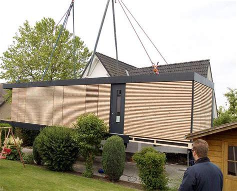 mobiles wohnen container neues wohnen im cubig designhaus minihaus minimize